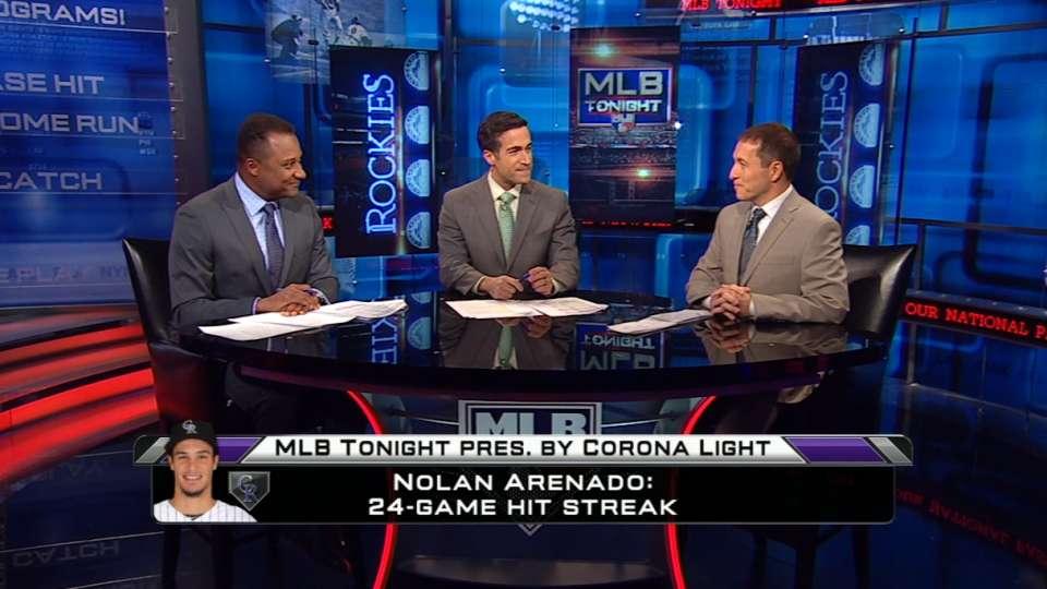 MLB Tonight: Nolan Arenado