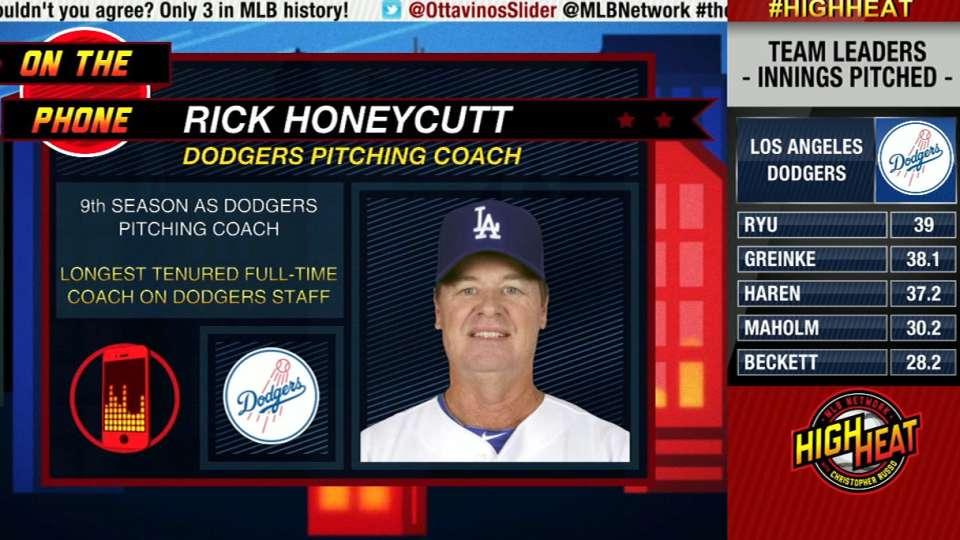 High Heat: Rick Honeycutt