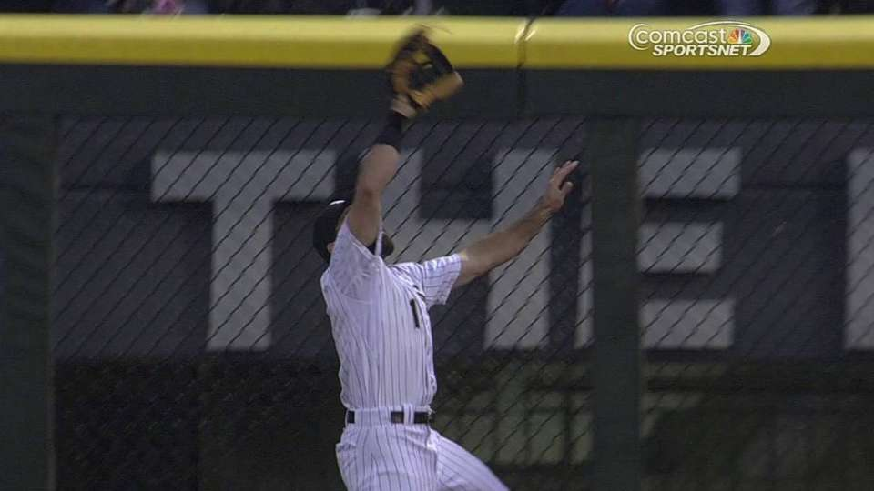 Eaton's jumping catch