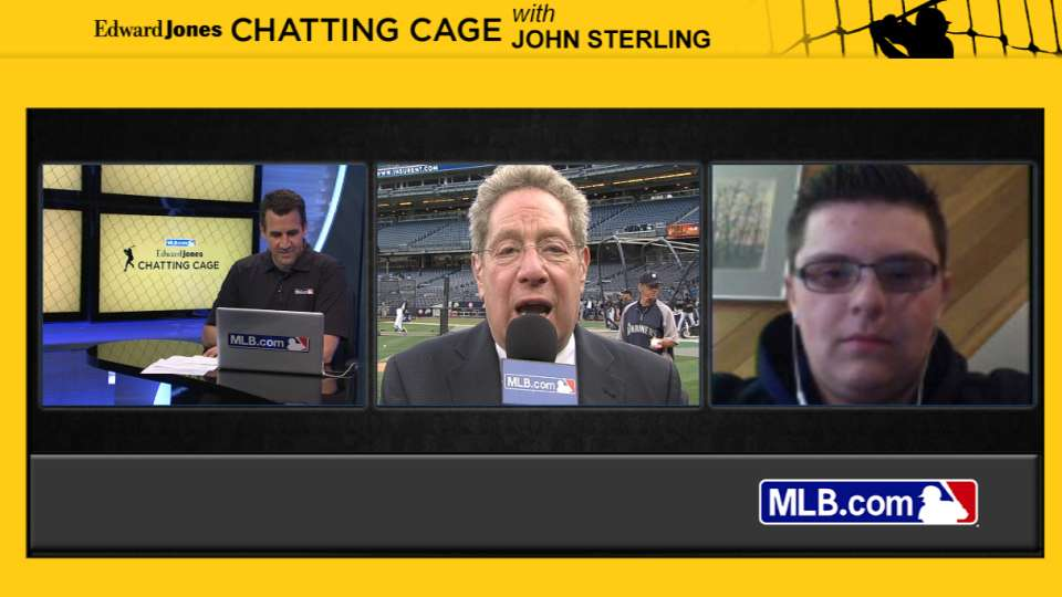 Chatting Cage: Sterling
