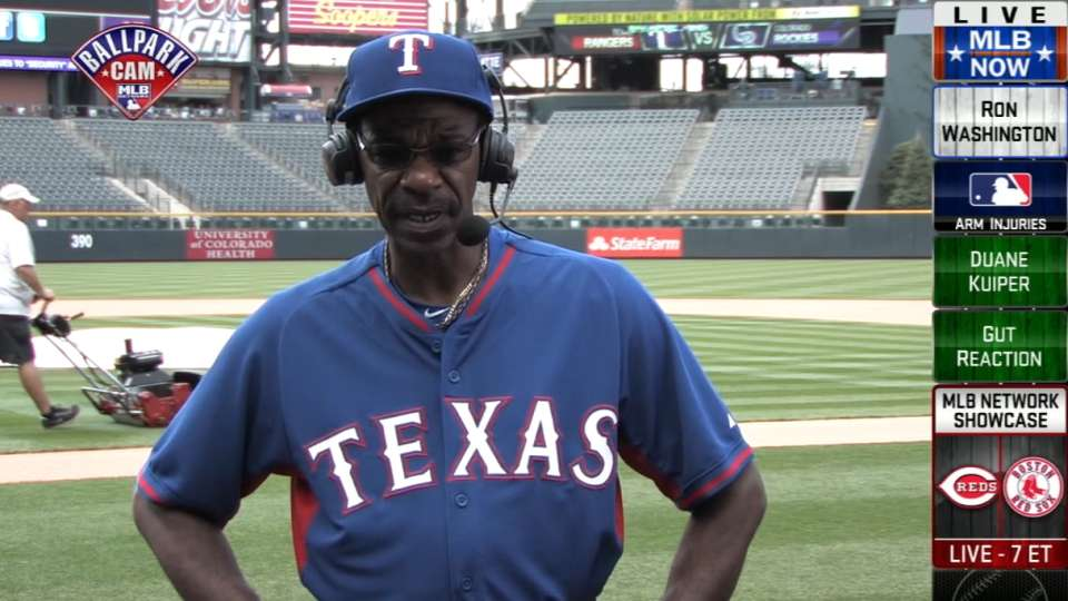 MLB Now: Ron Washington