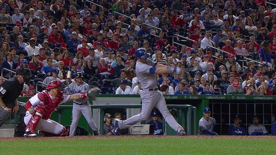 Butera's three-run shot