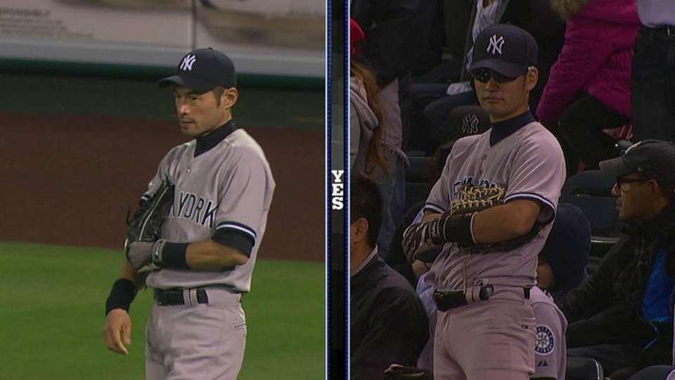 Ichiro's doppelgangers