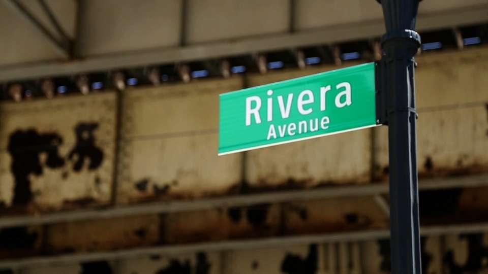 Rivera Avenue unveiling