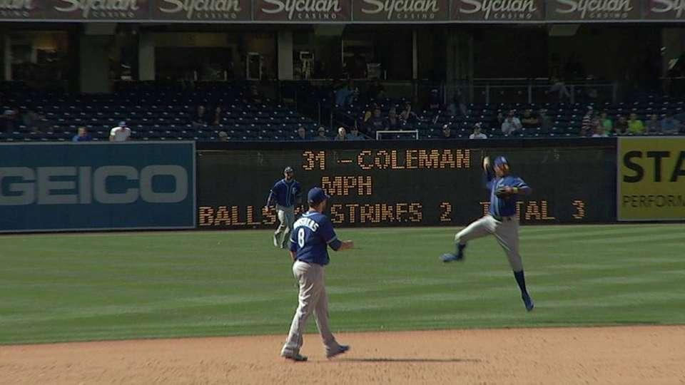 Escobar's jump-throw