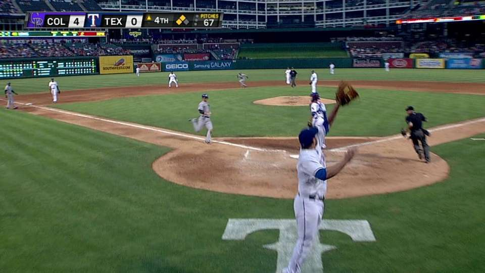 Dickerson's sac fly