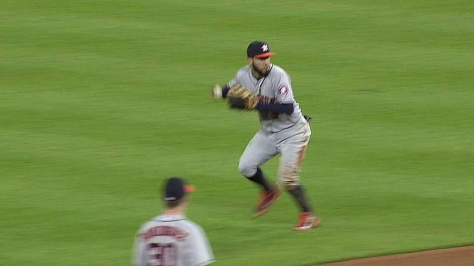 Gonzalez's stellar play