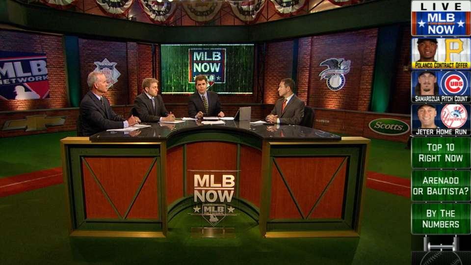 MLB Now on Gregory Polanco