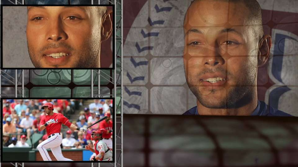 Catching up: Alex Rios