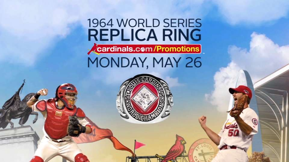 Replica 1964 WS ring giveaway