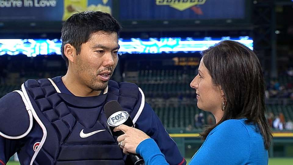 Suzuki on Twins beating Tigers