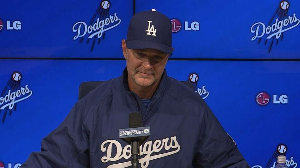 Mattingly on being ejected