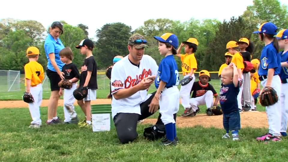 Orioles stop by Fort Meade