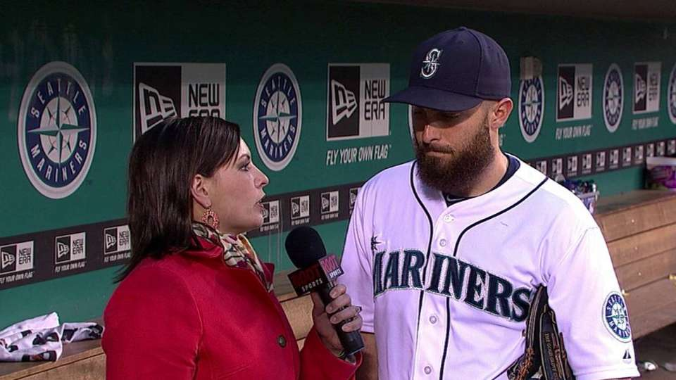 Ackley on Mariners' win