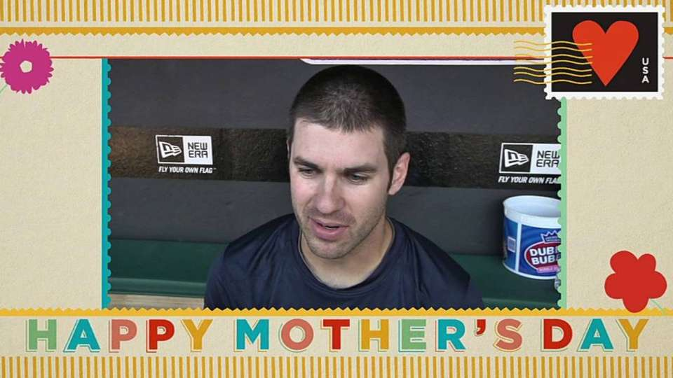 Mauer's Mother's Day wish