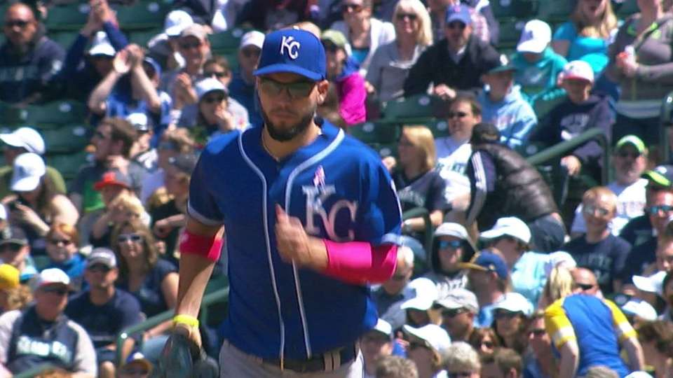 Royals turn two