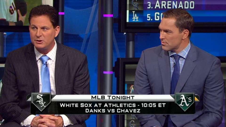 MLB Tonight: Abreu vs Cespedes
