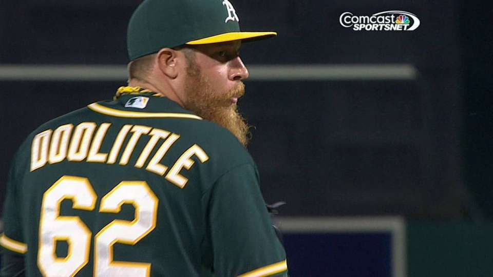 Doolittle notches the save