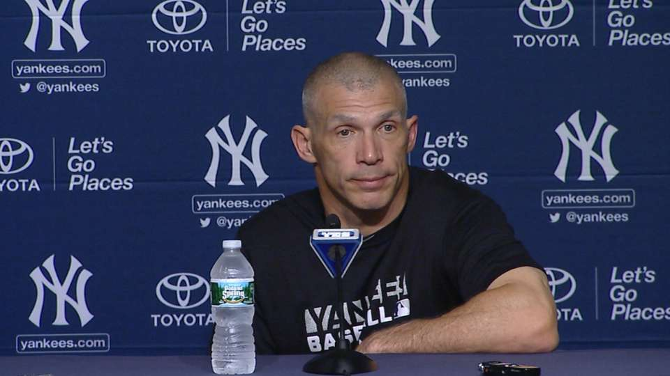 Girardi on injuries to pitchers