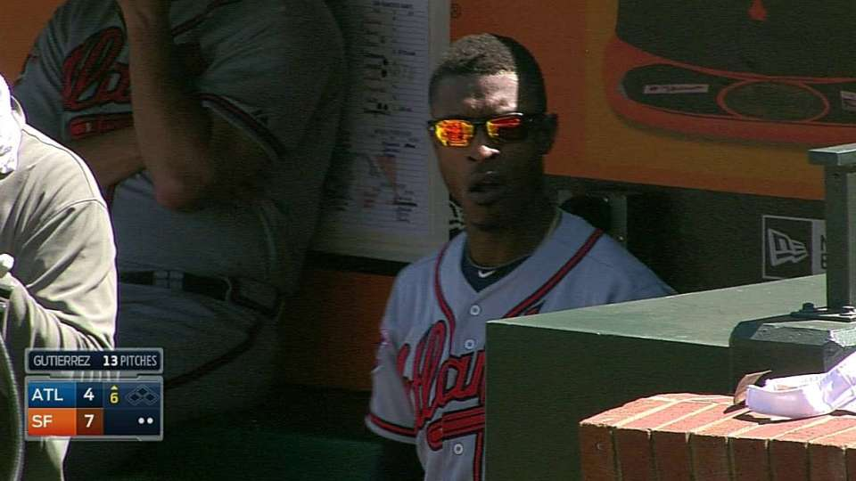 B.J. Upton's ejection