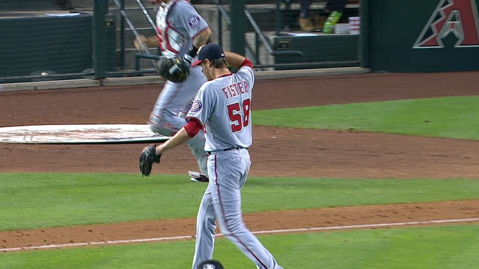 Fister's strong outing