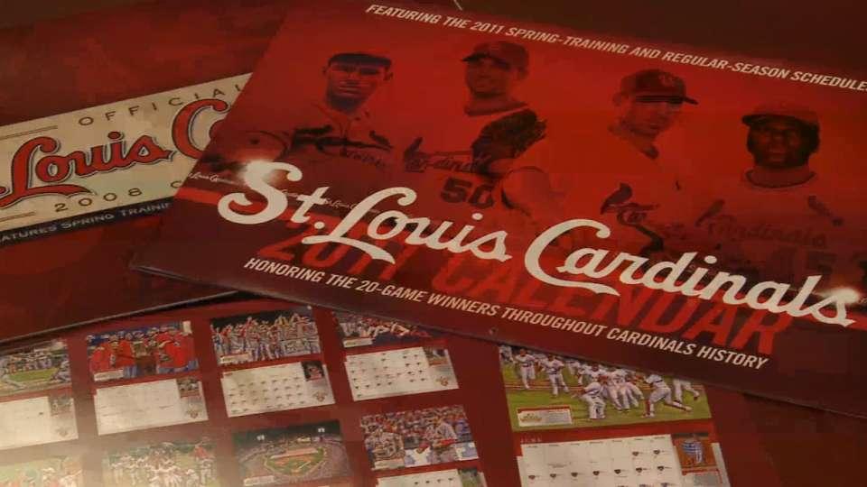 Cardinals Calendar Fundraiser