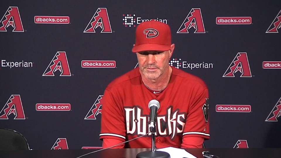 Gibson talks starting pitching