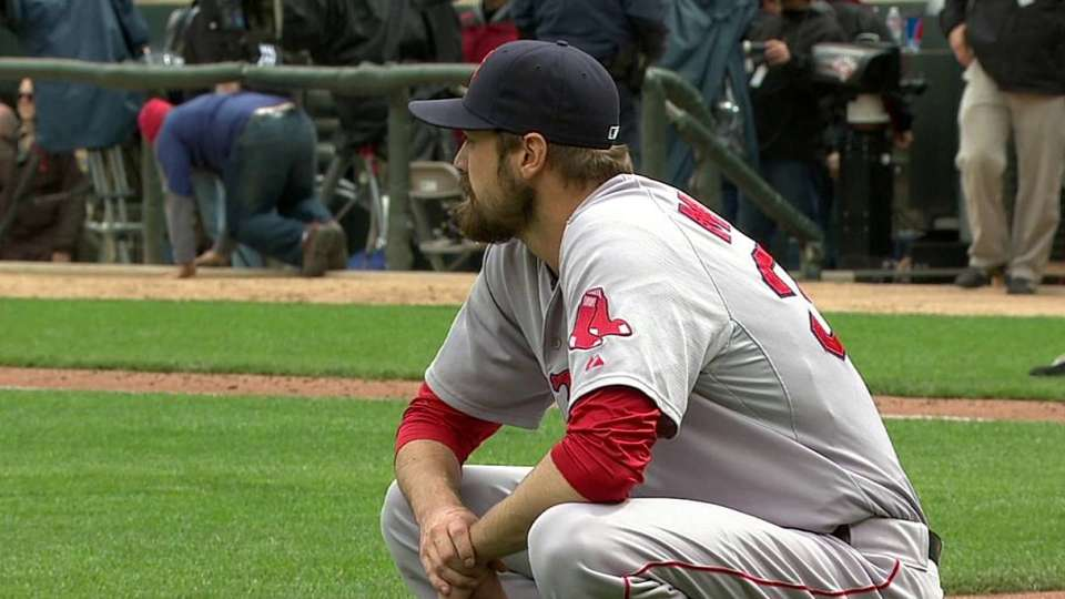 Red Sox lose on walk-off single