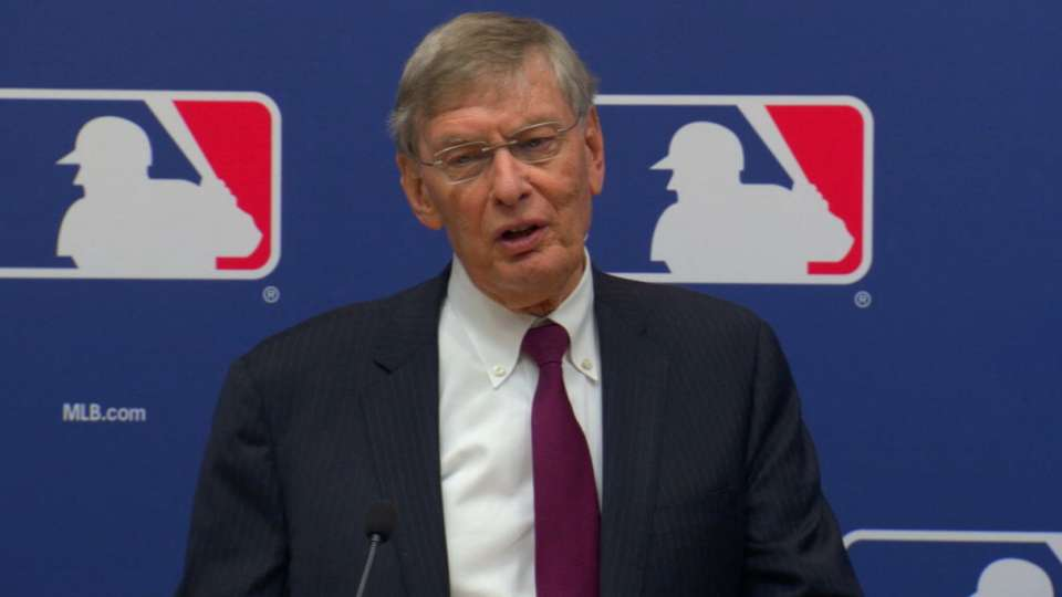 Selig on Owners Meeting