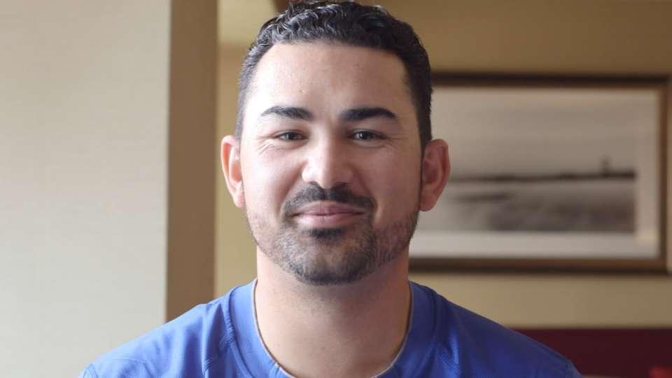 Meet Team Pepsi: Adrian Gonzalez