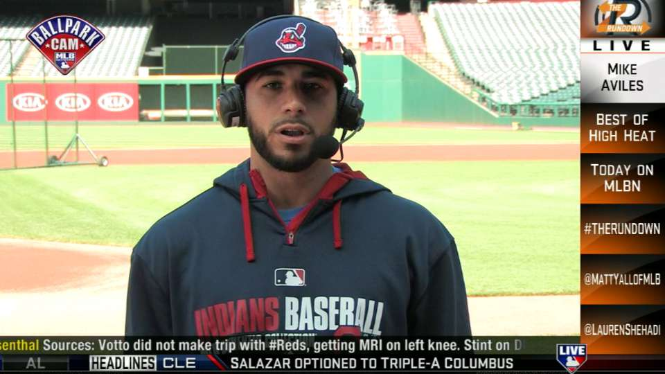 The Rundown: Mike Aviles