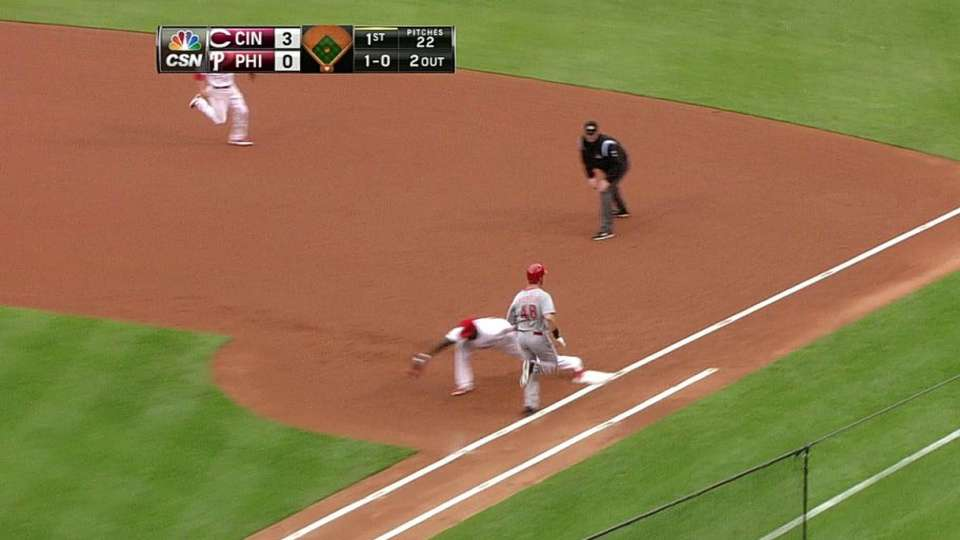 Rollins' great play