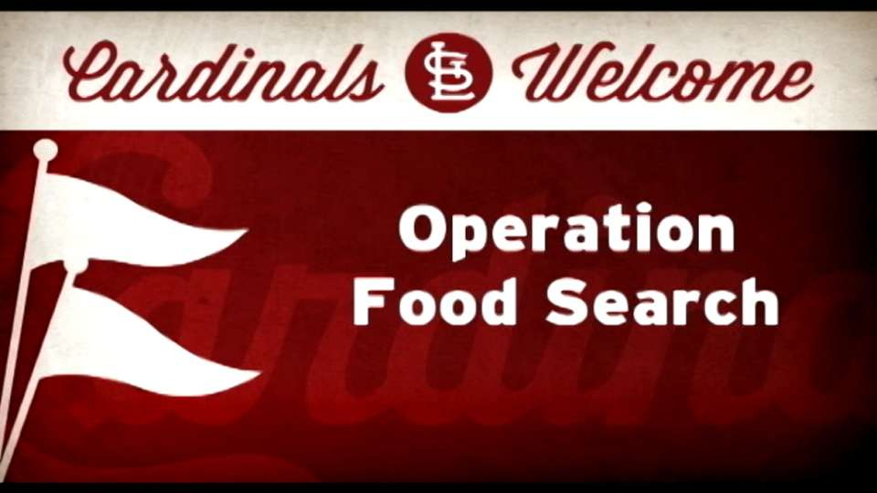 4/29/14: Operation Food Search