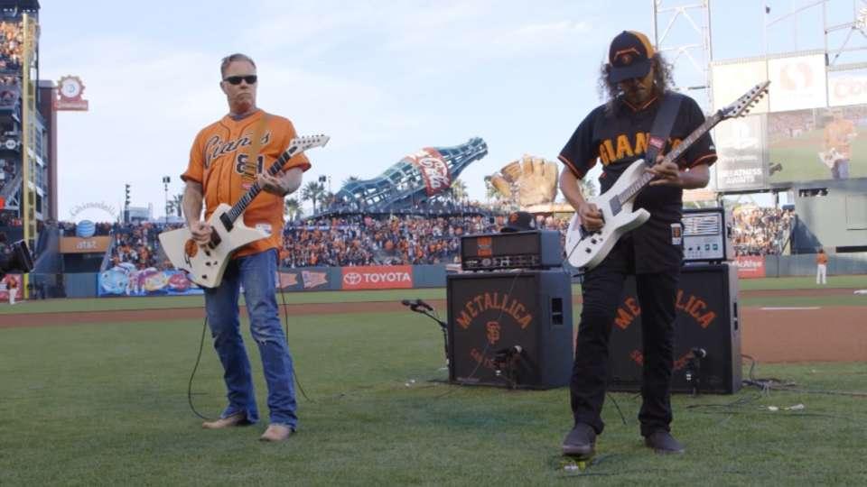 Metallica's national anthem