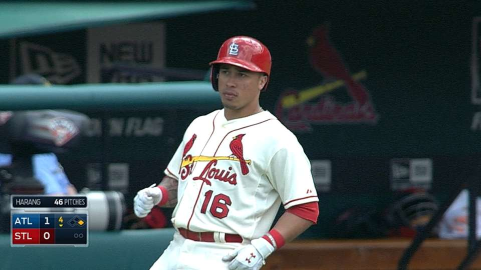 Cards bunt their way to a win