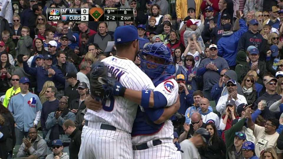 Rondon gets the save