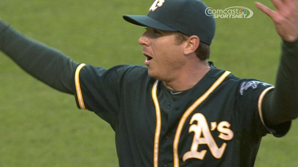 Kazmir's ejection