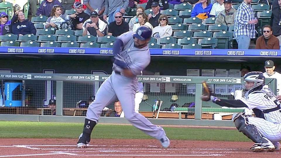 Alonso's two-run double