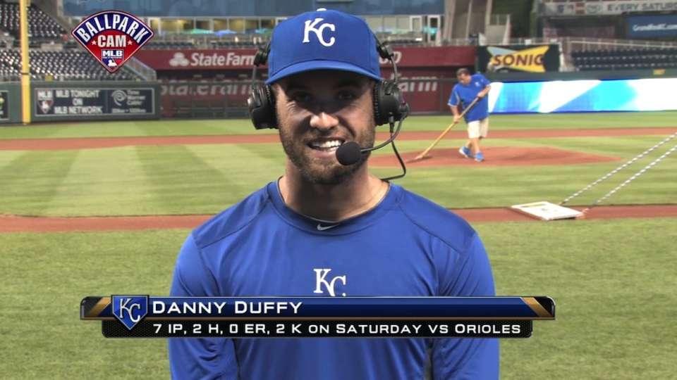 MLB Tonight: Danny Duffy