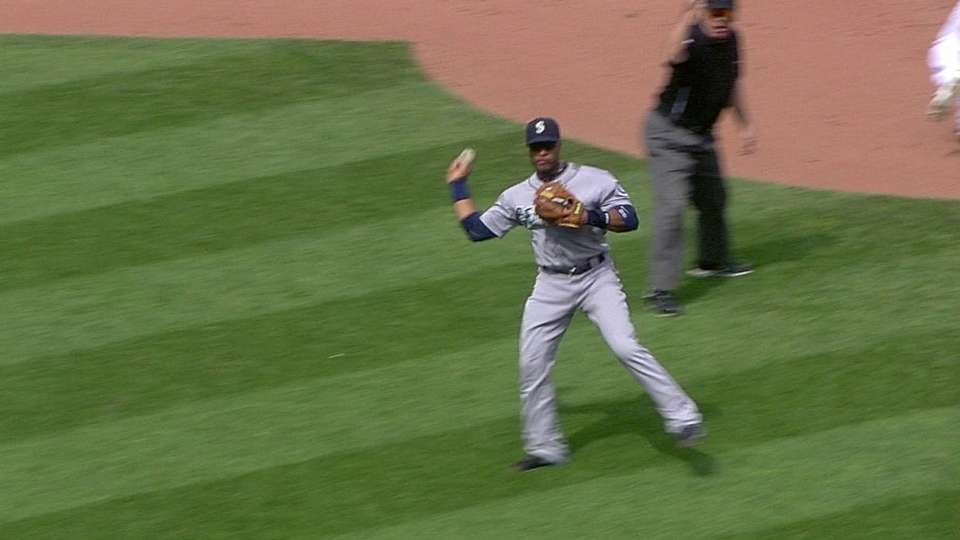 Cano's outstanding defense