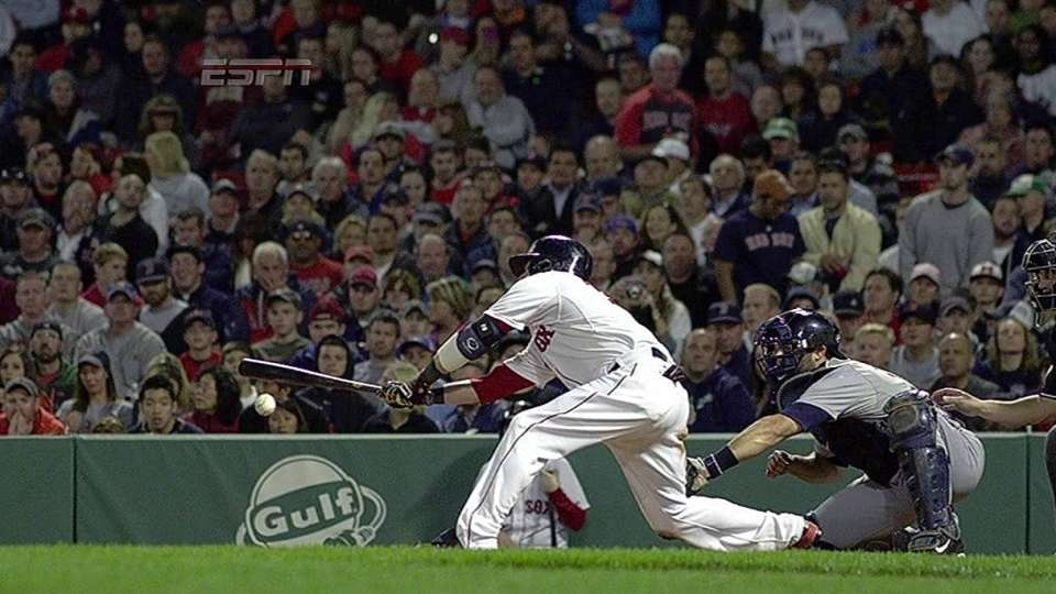 Pedroia gets second chance