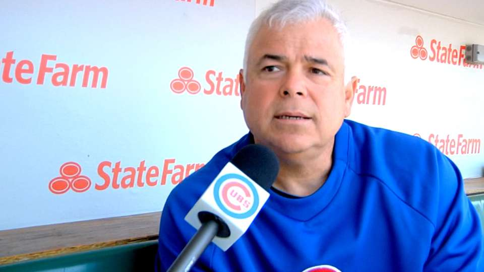 Renteria on young players