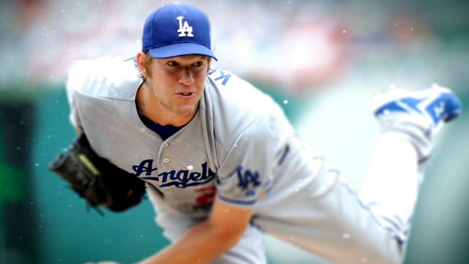 Love Baseball: Clayton Kershaw