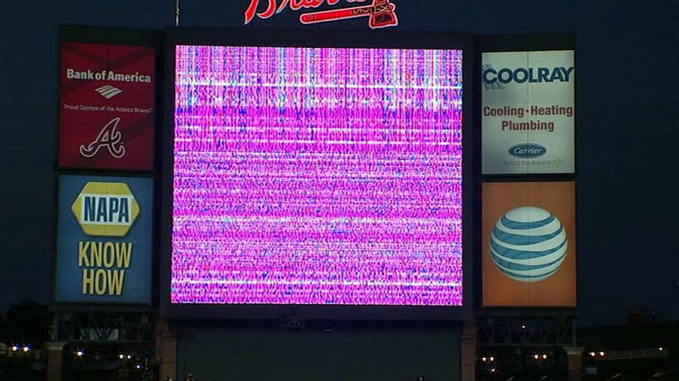 Video board goes crazy