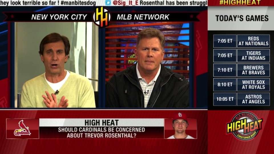 High Heat: Joe Magrane