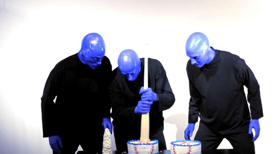 Wrigley 100: Blue Man Group