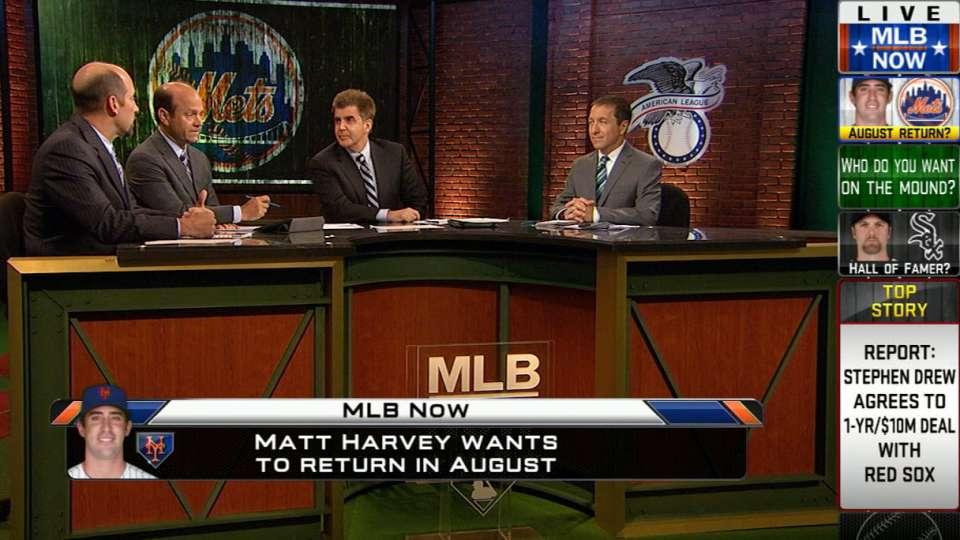 MLB Now: Drew and Harvey