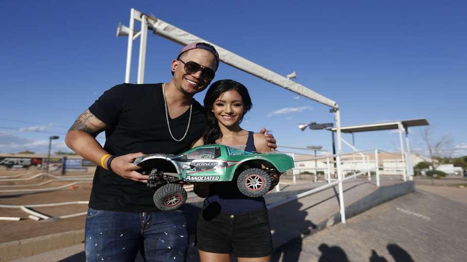 RC Racing with Carlos Gonzalez