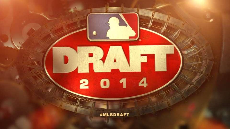 Catch the 2014 MLB Draft