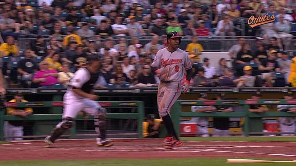 Machado's RBI double